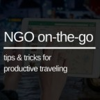 NGO on-the-go